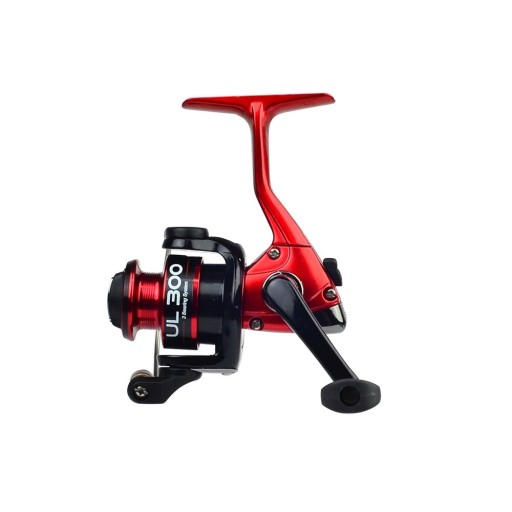 Molinete Marine Sports Ultra Light UL300 - Red & Black