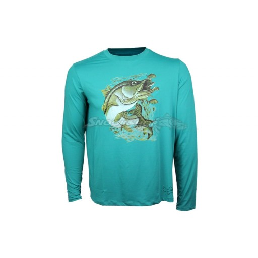 Camiseta Fishing Co Robalo - Columbia