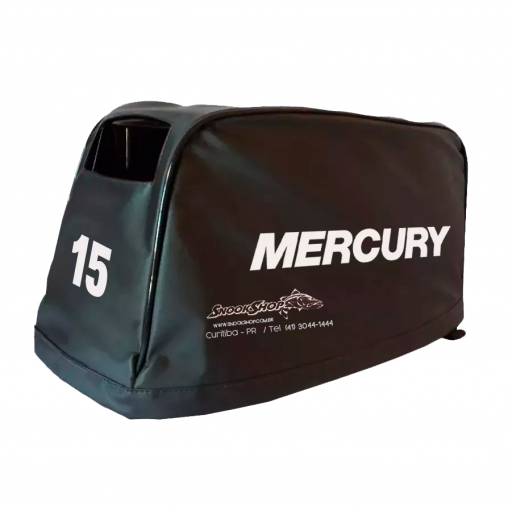 Capa de Capô Clipper para Mercury 15 Hp Super