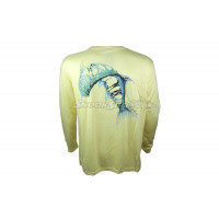 Camiseta H2 Outdoors Water Blast Tarpon - Cor: AM