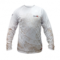 Camisa Monster 3X Collection Datena White