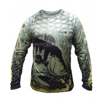Camisa Monster 3X Datena Scale