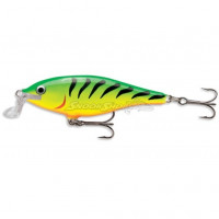 Isca Artificial Rapala Shallow Shad Rap SSR-5