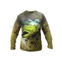 Camisa Monster 3X Datena Compass