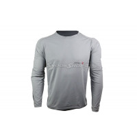 Camiseta Fishing Co GO - Cor: Cinza - Tam: Busto G1