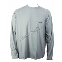 Camiseta Fishing Co - Cinza