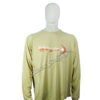 Camiseta Fishing Co - Cor: Mojave