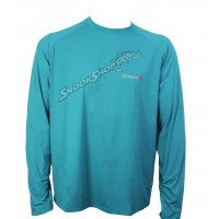 Camiseta Fishing Co - Blue Bird
