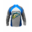 Camisa Monster 3X New Fish Tucunaré
